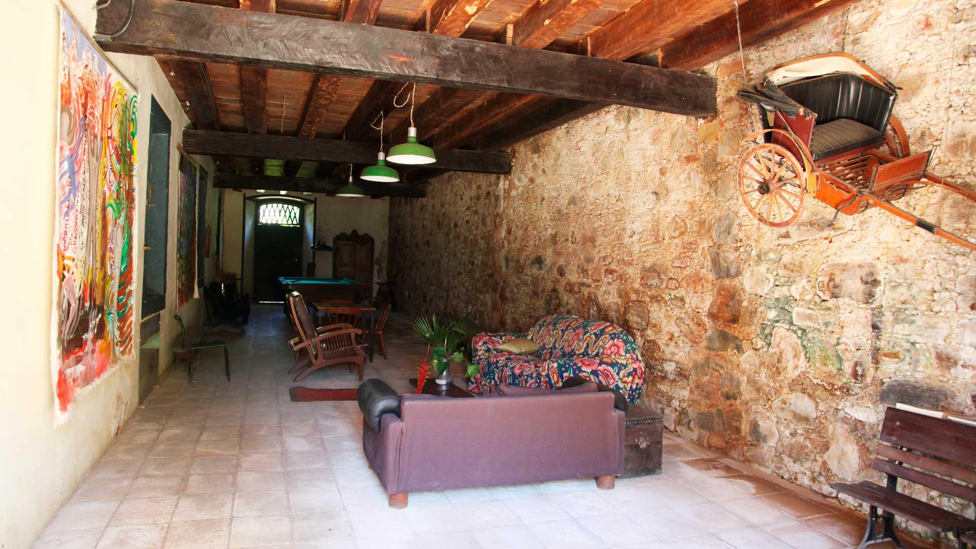 Casa da Fazenda Vargem Grande - Areias/SP