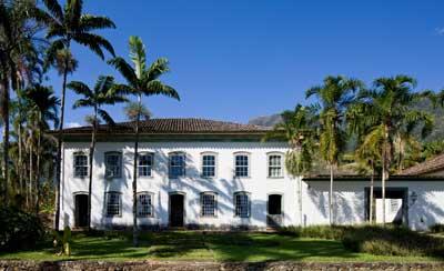 Fazenda Vargem Grande - JARDIM DE ROBERTO BURLE MARX