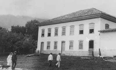 História - Fazenda Vargem Grande