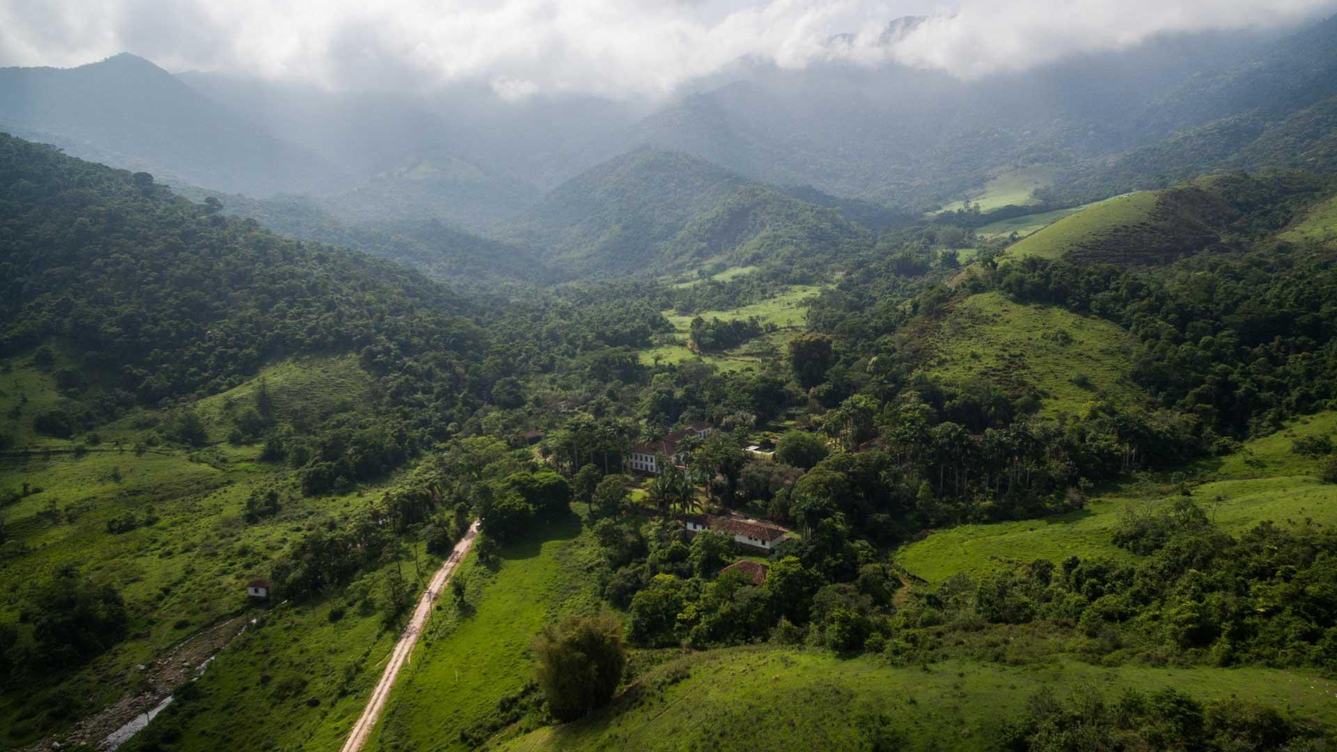 Fotografia de Pedro Mascaro - Fazenda Vargem Grande - Areias-SP