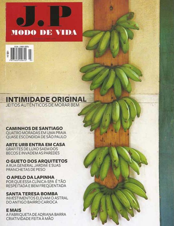 Veja a matéria publicada na revista Joyce Pascovitch da Fazenda Vargem Grande - Areias-SP